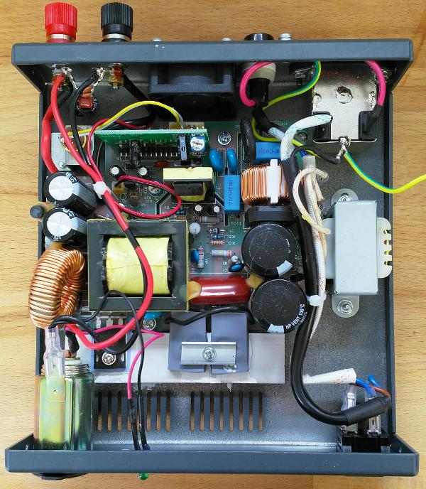PS23SW1 insides