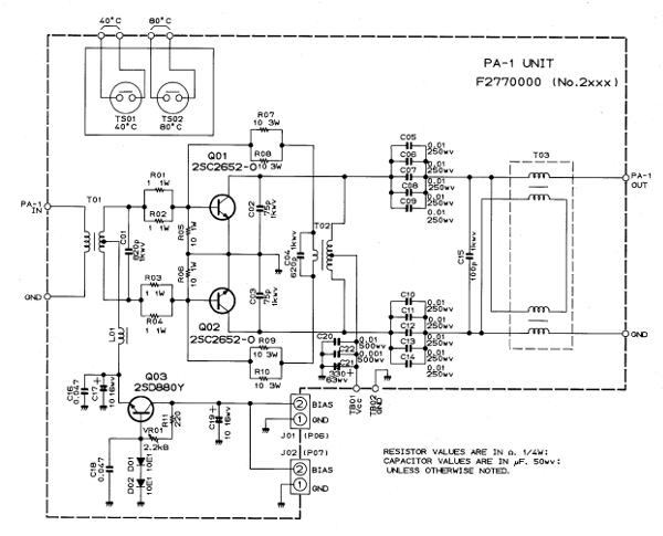 FL-7000 PSU
